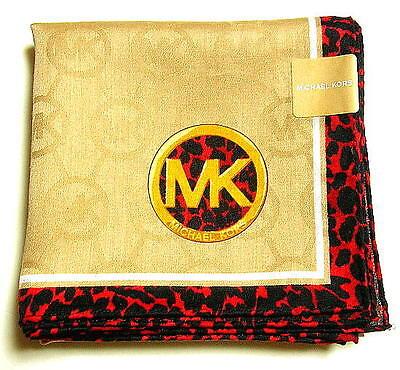 Носовой платок MICHAEL KORS Handkerchief scarf
