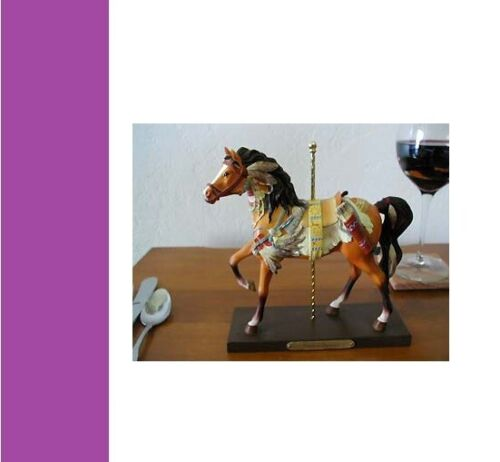 Trail of the Painted Ponies - NATIVE DANCER ~ 4E/