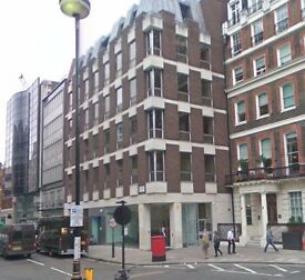Private Office in Mayfair, London | From £431 pcm