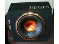 Edge Subwoofer 900 Watt