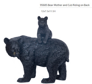 Bear - Mother bear with cub