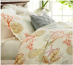 Pottery Barn Atlantic Bedding Set