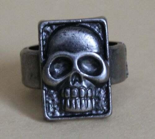 The Phantom Metal Skull Ring 1996 Movie Promo Comics Superhero