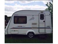 2 Berth Compass Corona 362 Caravan 2002