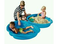 Wanted Sandpit
