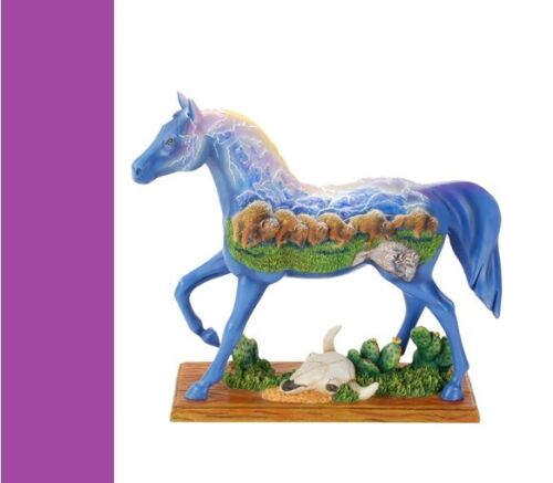 Trail of the Painted Ponies - ROLLING THUNDER ~ 1E/