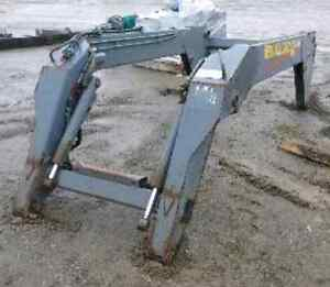 Bucket frame for new Holland