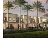 Townhouses in Dubai only 5% Downpayment