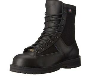 NEW Danner Mens Acadia 8 Non-Metallic Safety Toe Boot Condtion: New, Black, 10 D(M) US