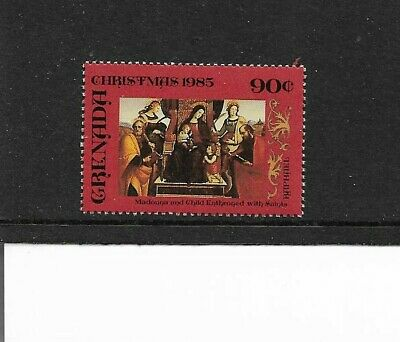 1985 Grenada - Christmas Issue - Single Stamp - Mint and Never Hinged.