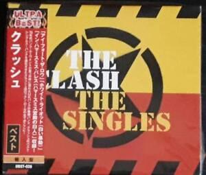 The Clash – The Singles cd japan