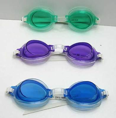 BESTWAY Schwimmbrille für Kinder 3-6 Jahre,Schwimm Taucher Brille,versch. Farben
