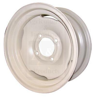 98a1454 Universal 4 Lug Rim Front Wheel 5 X 14 Fits Many Models