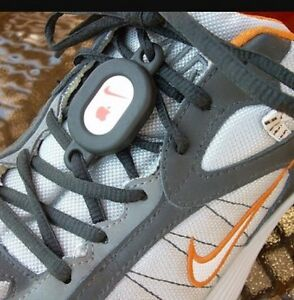 LACELID Nike+ iPod Sensor Rubber Shoe Lace Adapter Holder Black Lace Lid Pouch