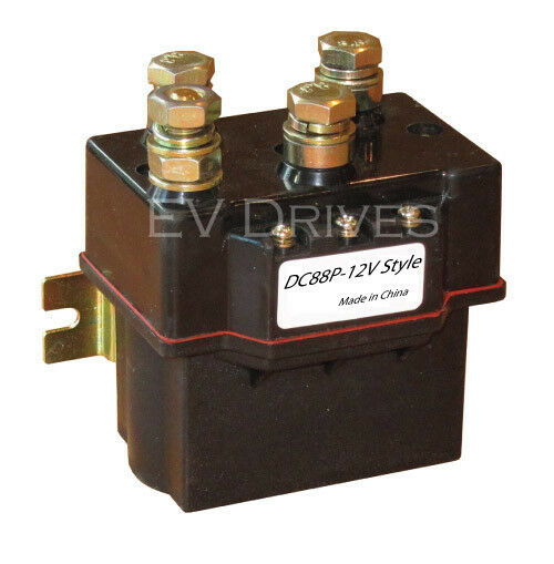 Albright DC88P Equivalent Reversing Contactor/Solenoid -  12V (Winch Contactor)
