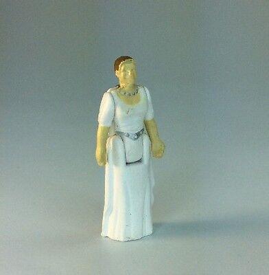 Star Wars Princess Leia Organa White Dress Medal Yavin 4 Micro Machines New Hope - Princess Leia White Dress