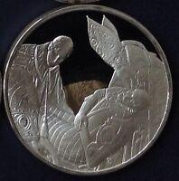 Silver Medal Conte Of Orgaz - El Greco -  - ebay.it