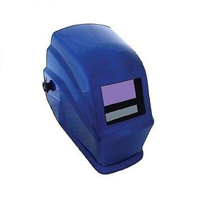 Jackson Safety Nitro W40 Series Auto-darkening Filter Blue Welding Helmet