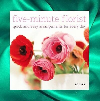 How FRESH FLOWERS Floral Design EASY FLORIST BOOK NEW Instructional Arrangements