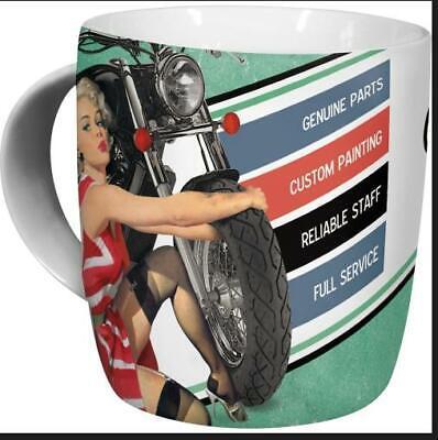 Kaffeetasse Best Garage Green Werkstatt Becher,Souvenir Tasse,330