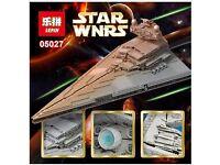 Star Wars - Imperial Star Destroyer Model Building Kit Minifigure - SPECIAL