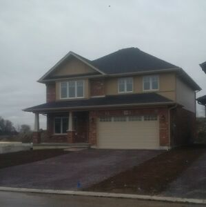 Beautiful 4 bedroom New Construction 2 Storey Homes