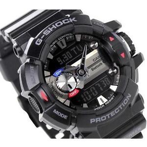 CASIO-G-SHOCK-G-MIX-GBA400-1A-GBA-400-1A-BLUETOOTH-SMART-MUSIC-THEMED-BLACK