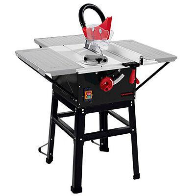 EBERTH 1700W Table saw bench top circular saw wood saw 254mm hard metal blade