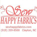 Sew Happy Fabrics