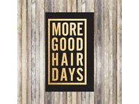 MORE GOOD HAIR DAYS MOBILE HAIRDRESSING SERVICE (8 YEARS TONI & GUY) MID SUSSEX & BRIGHTON