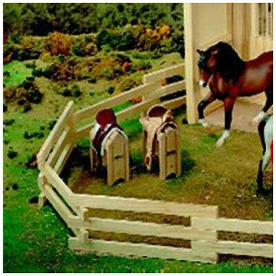 Breyer Wood Saddle Stand - 281 Traditional - #18328