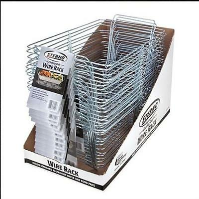 2 CPC Candle Lamp Chafing Dish Rack Wire Case of 18 (Chafing Dish Rack)