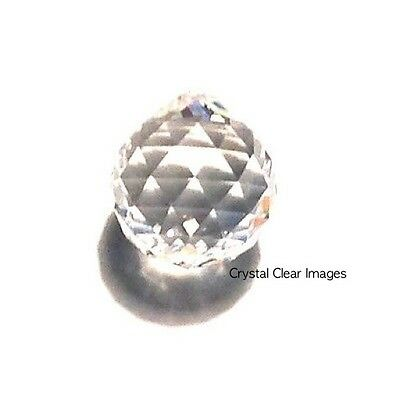 20mm Swarovski Strass Clear Crystal Ball Prisms Feng Shui Wholesale 8558 CCI