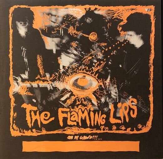 Flaming Lips On My Gawd Promo Poster 20x20