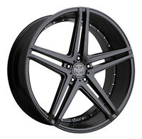 "NEW! 20"" black RIMS/TIRES G35 G37 TL 350Z MUSTANG BMW 335"