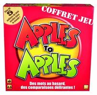 French Apples to Apples - NEW