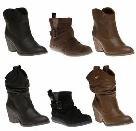 Ladies Rocket Dog Boots
