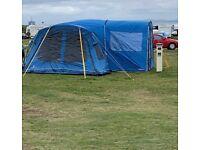 Hi gear horizon 400 nightfall air tent