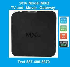 Free TV & Movies SALE! - No More Cable -Quad-Core 1080p Android