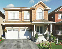 4 bedrooms 3 washrooms Oakville, Burlington or Mississauga