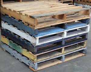 PALLETS WANTED!! YOUR SECOND HAND PALLETS!! We pay $$ Dandenong Greater Dandenong Preview