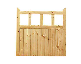 NEW Wooden garden gate - jeldwen