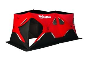 Wanted/ fatfish 109sq tent +auger wanted