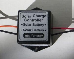 Solar Charge Controller 5 Watt PV for 12V Battery