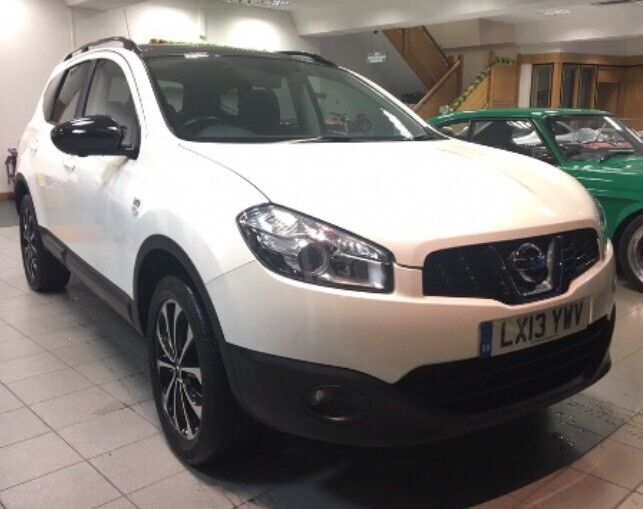 Nissan Qashqai+2 Giant Car with Huge Specs!! | in Stratford, London |  Gumtree