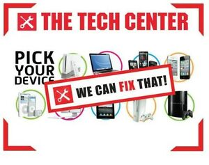 We fix ALL Tablets, Iphons, laptops, PC's and gaming devices