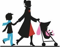 Live - In Nanny Required in the Valley - Part Time Hours