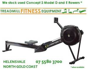 CONCEPT 2  MODEL D  ROWER | INFINITI R9 ROWING MACHINES  FOR SALE Upper Coomera Gold Coast North Preview