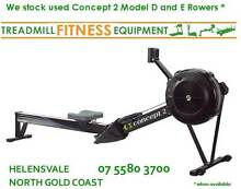 CONCEPT 2  MODEL D  ROWER | INFINITI R9 ROWING MACHINES  FOR SALE Helensvale Gold Coast North Preview