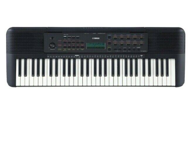 Yamaha PSR-E463 Touch Response Portable Keyboard - Black
